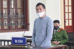 Thầy giáo ở Nghệ An lĩnh án tử vì buôn ma túy