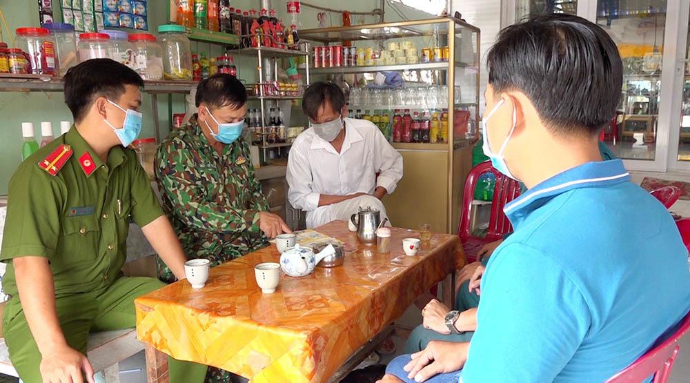 Tìm được tài xế ở An Giang chở bệnh nhân 1440