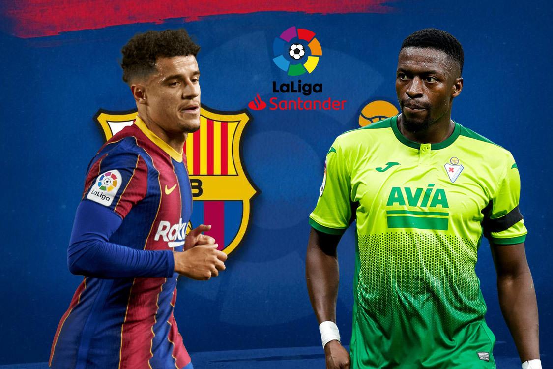 Barcelona vs Eibar: Thống kê, dự đoán tỷ số, đội hình ra sân
