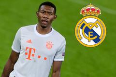 Real Madrid chốt hợp đồng David Alaba