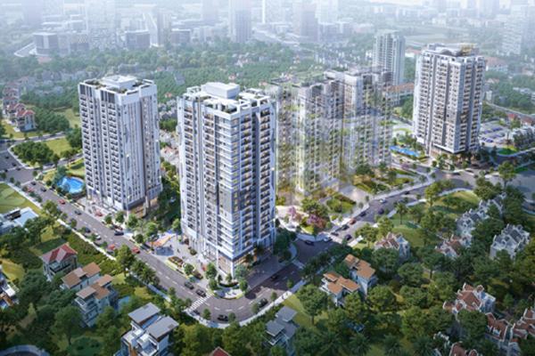 BerRiver Jardin mở bán 2 toà tháp 'sống xanh' cuối cùng