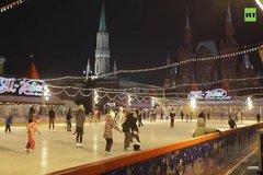 Hình ảnh Thủ đô Nga trang hoàng đón năm mới