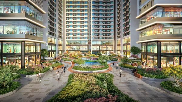 Astral City 'giải bài toán' căn hộ cao cấp cho chuyên gia ở Bình Dương