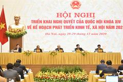 Thủ tướng yêu cầu tư lệnh ngành không được im lặng với đề nghị của các địa phương
