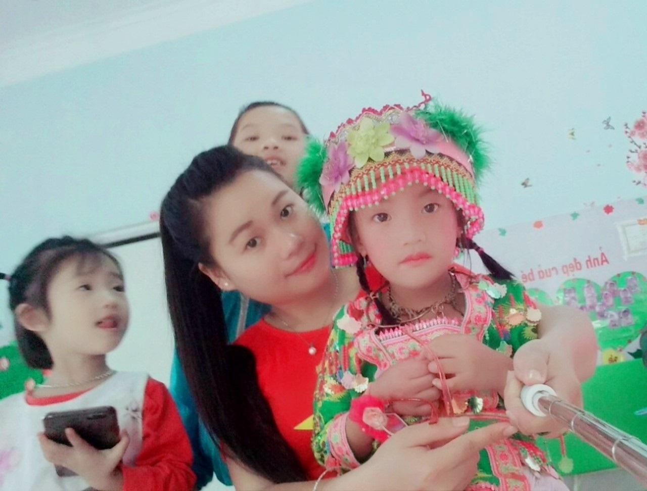 'Quả ngọt' của cô giáo mầm non ở Tuần Giáo