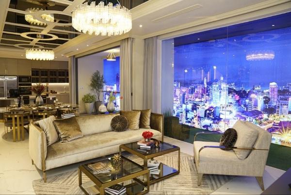 Triển vọng của thị trường bất động sản trung tâm trong năm 2021