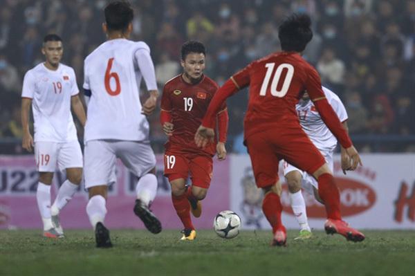 U22s,vietnam football