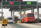 Bộ GTVT đề xuất 8 trạm BOT không thu phí tự động không dừng