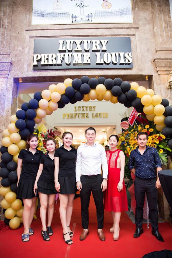 Perfume Louis Luxury - điểm hẹn của 'tín đồ' nước hoa