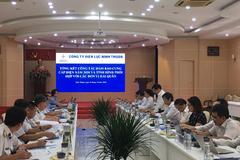 Thủy điện Đa Nhim góp sức phát điện gió ở Trường Sa