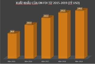 FIEs in Vietnam: big enterprises incur big losses, electronics manufacturers thrive