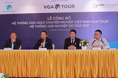 Ra mắt hệ thống giải golf chuyên nghiệp VGA Tour