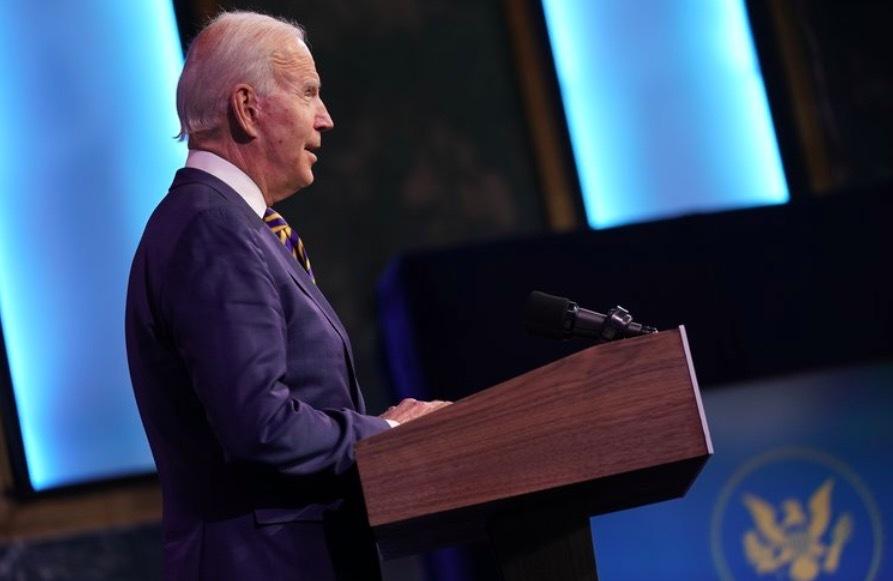 Ông Joe Biden chỉ trích chính quyền Trump chậm phân phối vắc-xin