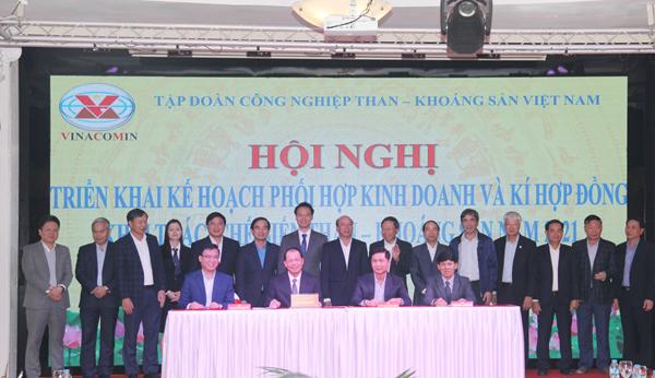 Tập đoàn TKV triển khai kế hoạch phối hợp kinh doanh năm 2021