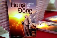 Ra mắt tiểu thuyết về nhà cách mạng Phan Đăng Lưu