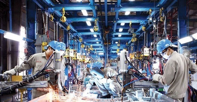 Phát triển ngành cơ khí thủy công, cơ khí phục vụ các dự án Nhà nước