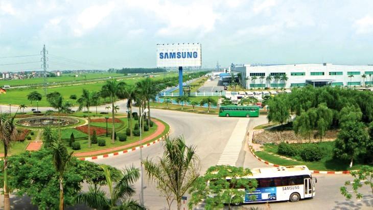 Việt Nam trở thành mảnh 'đất lành' cho các doanh nghiệp sản xuất linh, phụ kiện điện tử