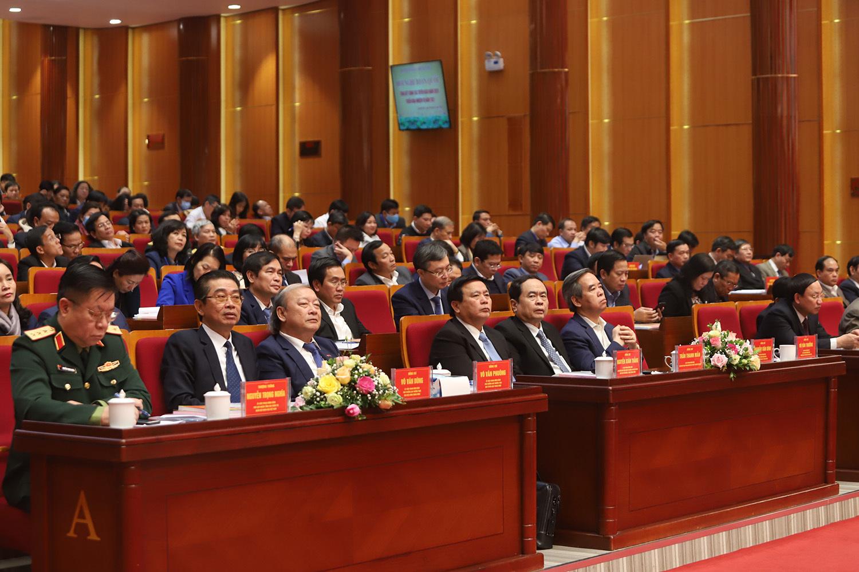 Ngành Tuyên giáo ghi đậm dấu ấn trong nắm bắt dư luận dịp Đại hội Đảng