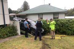 """Camera hành trình """"tóm gọn"""" tên trộm xe Audi R8 gây tai nạn nghiêm trọng"""