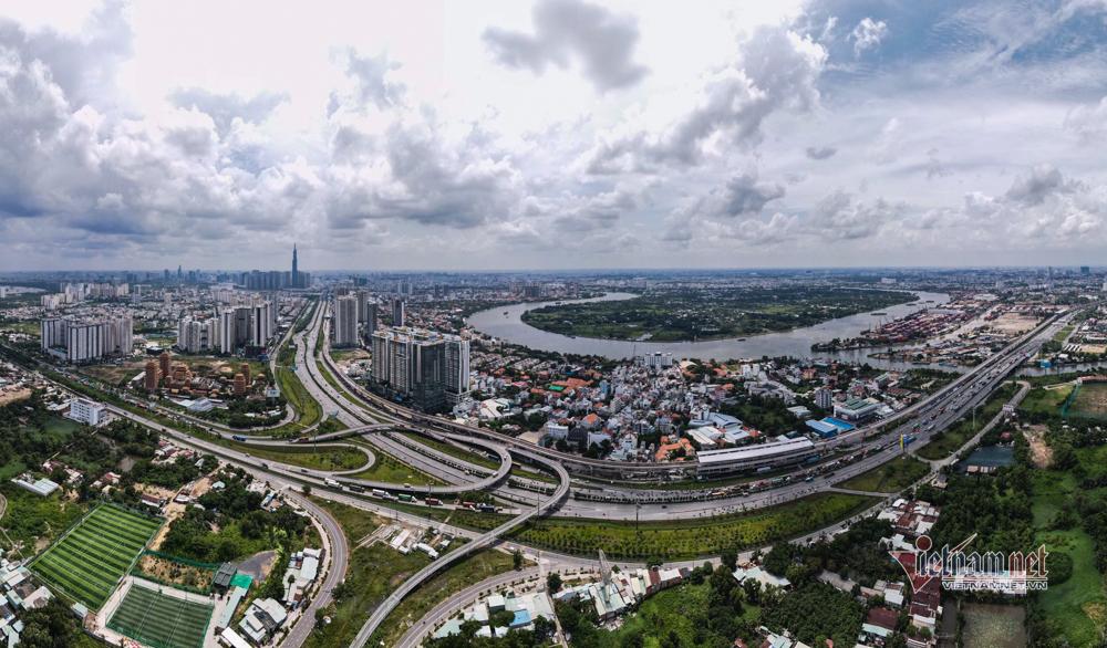 Hạ tầng hoàn thiện giúp thành phố Thủ Đức 'cất cánh'