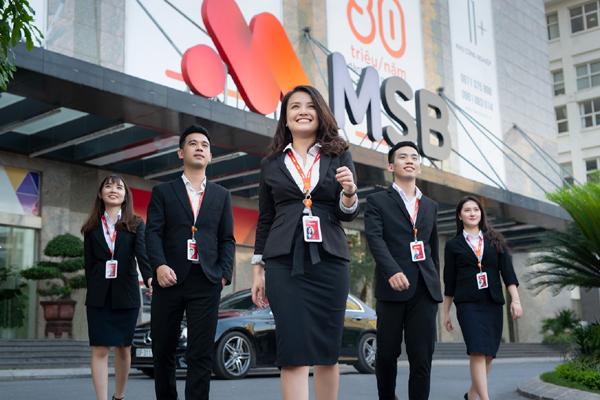 MSB chốt danh sách cổ đông mua cổ phiếu quỹ ngày 15/1/2021
