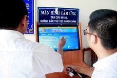 Số liệu thống kê:  2.700 đã được tích hợp trên Cổng dịch vụ công quốc gia