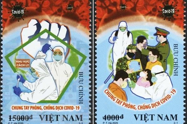 Số liệu thống kê: Năm 2020 ngành bưu chính phát hành 21 bộ tem