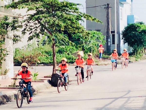 TP Hải Dương đẩy mạnh phong trào đi bộ, đi xe đạp