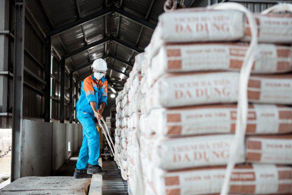Vicem Hà Tiên hướng tới sản xuất xanh, thân thiện môi trường