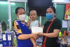 Bé Minh Thư bị ung thư máu được giúp đỡ hơn 70 triệu đồng
