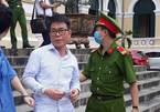 Cựu Phó Chánh án Nguyễn Hải Nam la hét, kêu oan khi bị tuyên án