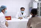 Tình nguyện viên tiêm vắc xin Covid-19 Việt Nam chỉ phản ứng nhẹ