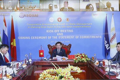 Audit focuses on identifying responsibilities of countries in Mekong River area