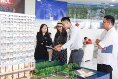 The Maris Vũng Tàu hút khách tham quan căn hộ mẫu