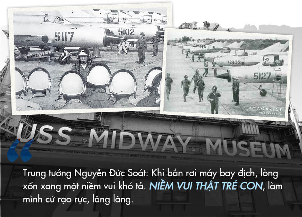 Việt-Mỹ,tàu sân bay,phi công,tiêm kích,Nguyễn Đức Soát