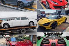 Loạt siêu xe đắt giá hàng chục tỷ về Việt Nam có gì đặc biệt?
