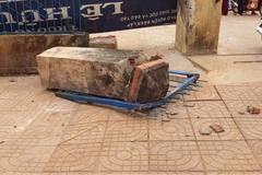 Giám đốc Sở GD-ĐT nhận thiếu sót vụ cổng trường sập đè chết học sinh lớp 4