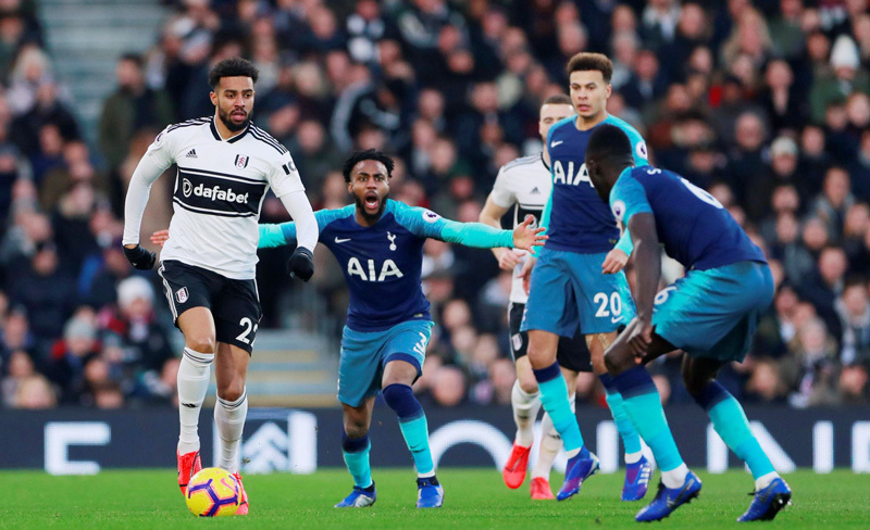 Trực tiếp Tottenham vs Fulham: Mourinho lại bẽ bàng