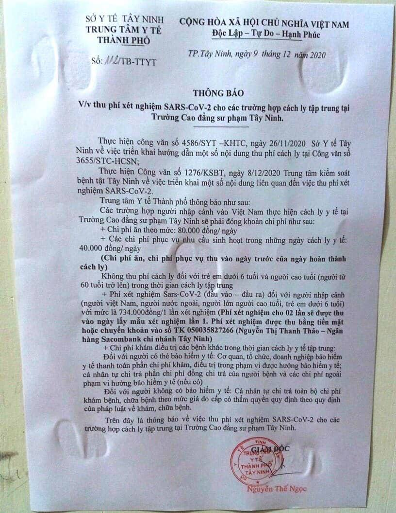 Cảnh báo bà con Việt kiều không đóng 250 USD để nhập cảnh 'lậu'