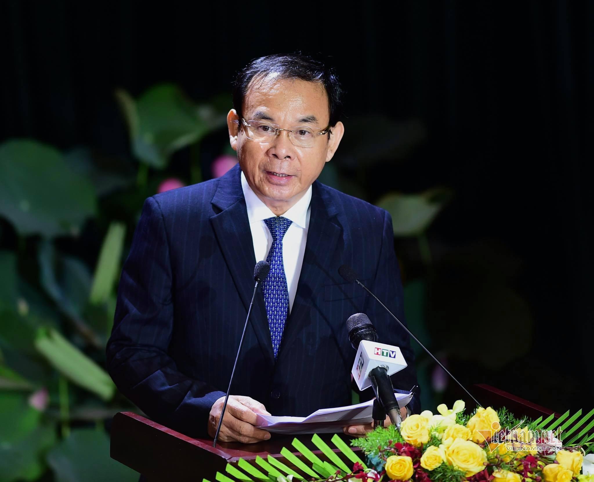 Ông Nguyễn Thiện Nhân: Thủ Đức sẽ là thành phố đáng sống nhất Việt Nam