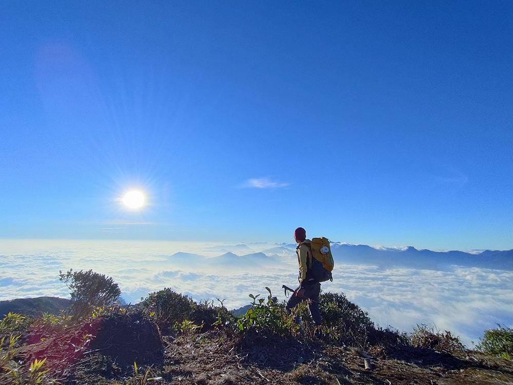 Điểm đến 'sống ảo' giữa biển mây của người trẻ thích trải nghiệm