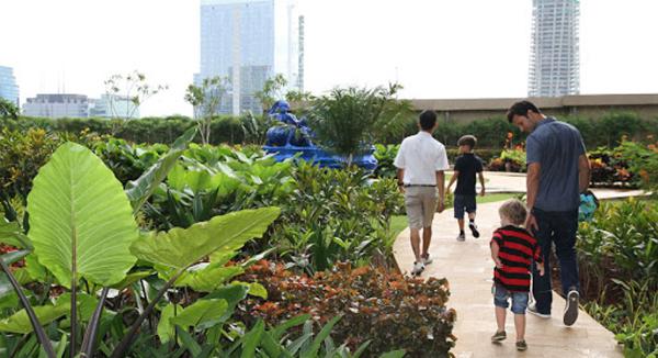 Vườn Nhật The Zenpark - 'đặc quyền đẳng cấp' của cư dân Vinhomes Ocean Park