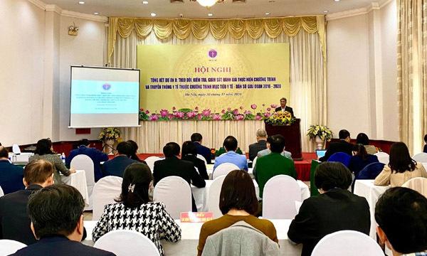 Bộ Y tế: Hoàn thành mục tiêu dự án 8 chương trình Y tế - dân số