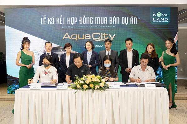 Aqua City hút nhà đầu tư nhờ tiến độ, tiềm năng sinh lời