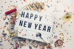 Lời chúc năm mới 2021 bằng tiếng Anh ngọt ngào dành cho người thân