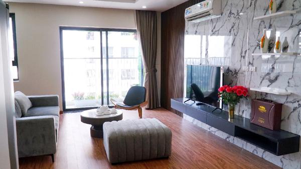 Căn hộ 3 phòng ngủ dự án Epic's Home hút khách