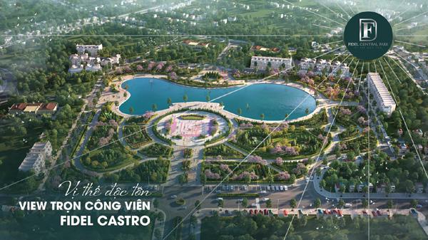 Fidel Central Park - 'siêu phẩm' được đón chờ ở Quảng Trị