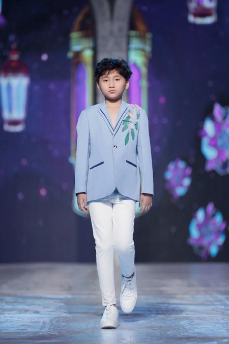 Child models put on stunning display at Vietnam Junior Fashion Week 2020