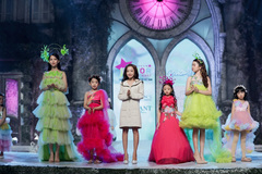 Child models put on stunning display at Vietnam Junior Fashion Week 2020