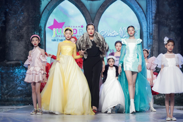 Vietnam Junior Fashion Week 2020
